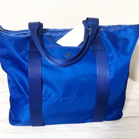 lululemon athletica Handbags - New Lululemon All Day Asana Tote